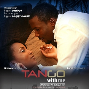 TANGO WITH ME: The Hand may be Hollywood's but that Voice...