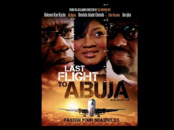 FLIGHTS OF FANCY: A REVIEW OF LAST FLIGHT TO ABUJA